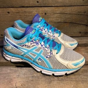 Asics Gel Excite 3 Blue Running Shoes